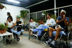 Disabled individuals