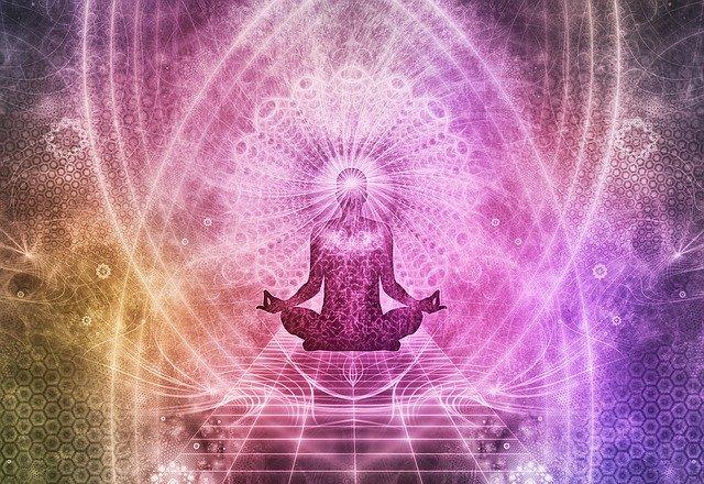meditation trance artwork